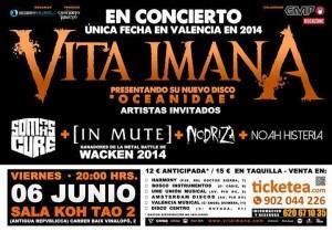 Vita Imana Valencia 2014